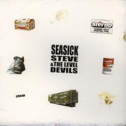 SEASICK STEVE & THE LEVEEL DEVILS - Cheap LP