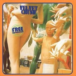 VELVET CRUSH - Free Expression LP