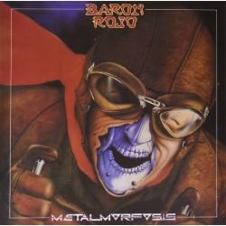 BARON ROJO - Metalmorfosis LP