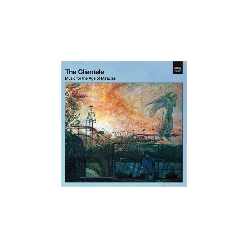 THE CLIENTELE - Music For The Age Of Miracles LP+CD