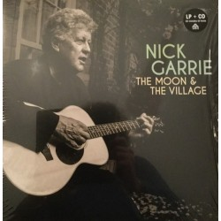 NICK GARRIE - The Moon And The Village LP+CD