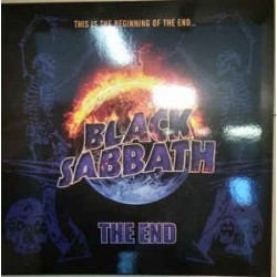 BLACK SABBATH ‎– This Is The Beginning Of The End LP