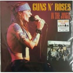 GUNS N' ROSES - In The Jungle LP