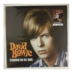 DAVID BOWIE - Standing On My Own  LP