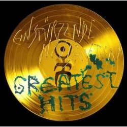 EINSTÜRZENDE NEUBAUTEN - Greatest Hits LP