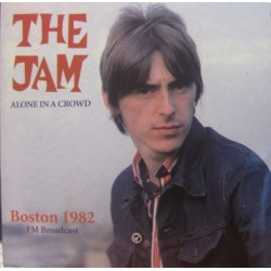 THE JAM - Alone In A Crowd - Boston 1982 LP