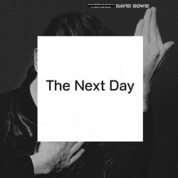 DAVID BOWIE - The Next Day LP+CD