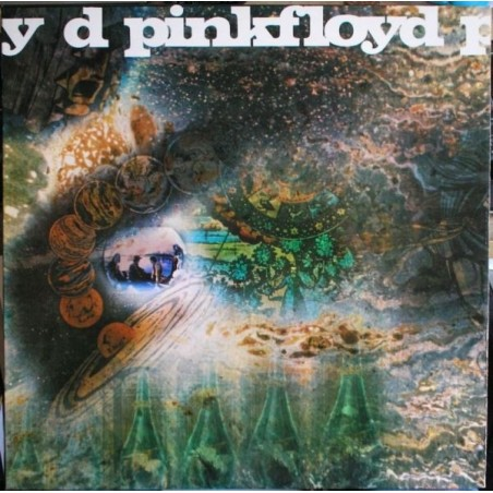 PINK FLOYD - A Saucerful Of Secrets LP Picture Disc
