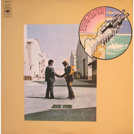 PINK FLOYD - Wish You Were Here LP Picture Disc