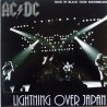AC/DC - Lightning Over Japan LP