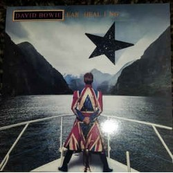 DAVID BOWIE - Ear Heal I Ng  LP