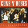 GUNS N' ROSES - Transmissions: Rare Radio & TV Broadcasts LP