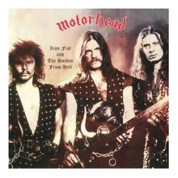 MOTORHEAD ‎– Iron Fist And The Hordes From Hell LP