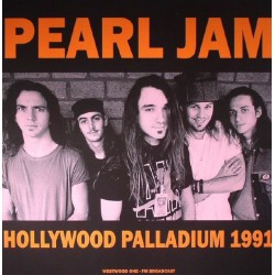 PEARL JAM - Hollywood Palladium 1991, Westwood One FM Broadcast LP