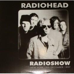 RADIOHEAD - Radioshow New York 19th December 1997 LP