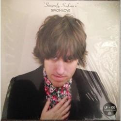 SIMON LOVE - Sincerely, S.Love X LP+CD