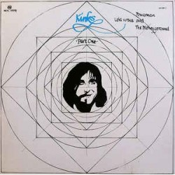 THE KINKS - Lola Versus Powerman And The Moneygoround LP