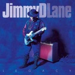 JIMMY D. LANE - Legacy LP