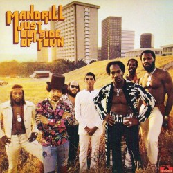 MANDRILL - Just Outside Of Town LP