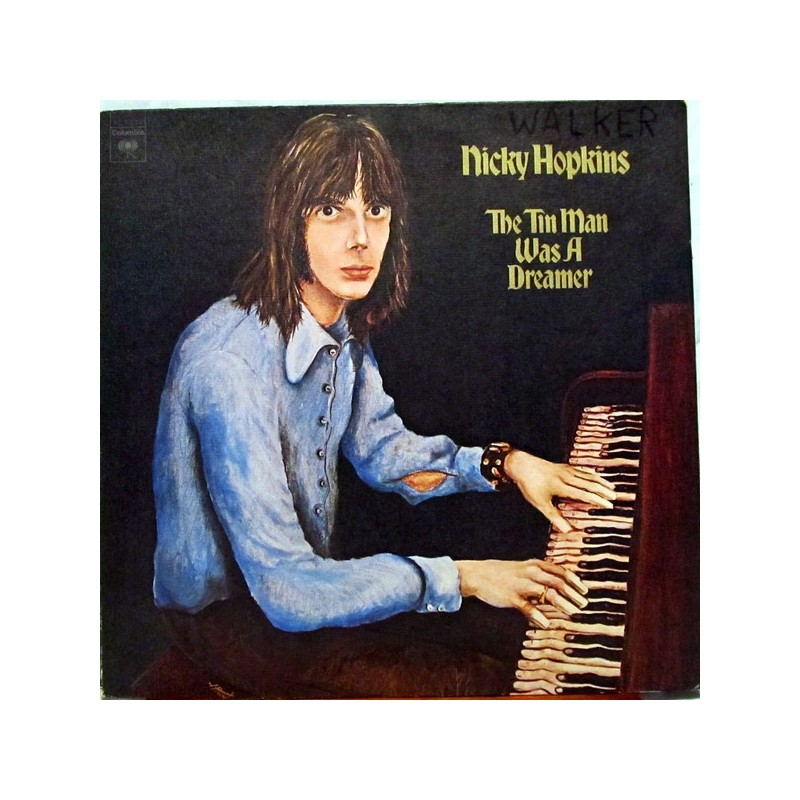 NICKY HOPKINS - The Tin Man Was A Dreamer LP