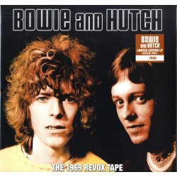 DAVID BOWIE - Bowie And Hutch ‎– The 1969 Revox Tape LP