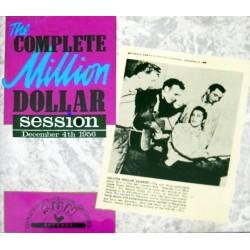 ELVIS PRESLEY - The Complete Million Dollar Session LP
