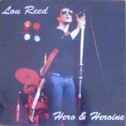 LOU REED - Hero & Heroine, Live NY 1972 LP