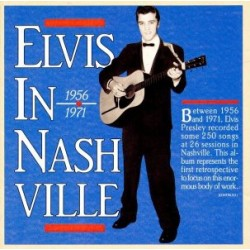 ELVIS PRESLEY - Elvis In Nashville 1956 - 1971 LP
