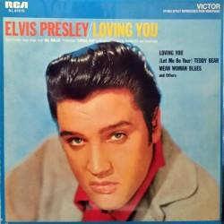 ELVIS PRESLEY - Loving You LP