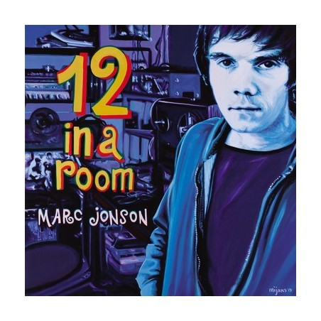 MARC JOHNSON - 12 In A Room LP