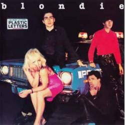 BLONDIE - Plastic Letters CD
