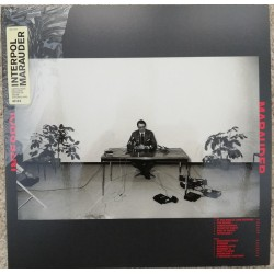INTERPOL - Marauder LP