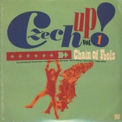 VARIOS - Czech Up! Vol. 1: Chain Of Fools  LP