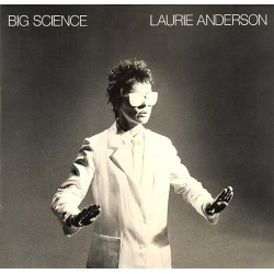 LAURIE ANDERSON - Big Science LP