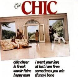 CHIC - C'est Chic LP