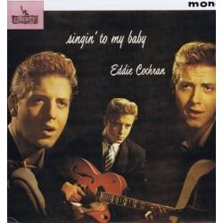 EDDIE COCHRAN - Singin' To My Baby LP