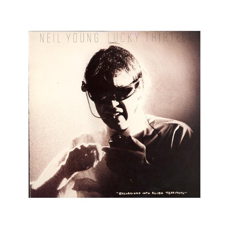NEIL YOUNG - Lucky Thirteen LP
