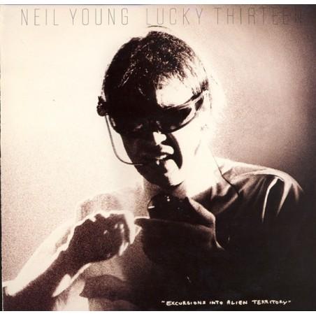 NEIL YOUNG - Lucky Thirteen LP (Original)