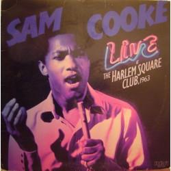 SAM COOKE - Live At The Harlem Square Club 1963 LP