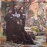 GOLPES BAJOS - A Santa Compaña LP (Original)