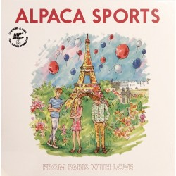 ALPACA SPORTS – From Paris With Love CD