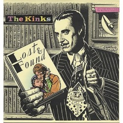 """THE KINKS - Lost & Found 12"""""""