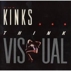 THE KINKS - Think Visual LP