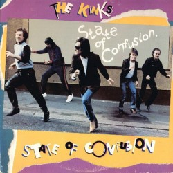 THE KINKS - State Of Confusion LP