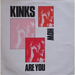 """THE KINKS - How Are You 12"""""""