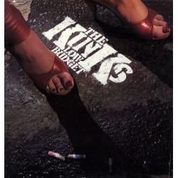 THE KINKS - Low Budget LP