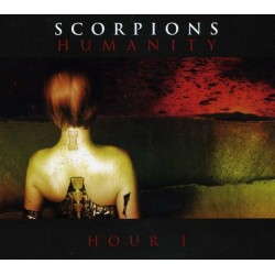 SCORPIONS - Humanity - Hour 1 CD+DVD