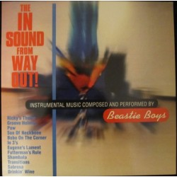 BEASTIE BOYS - The In Sound From Way Out! LP