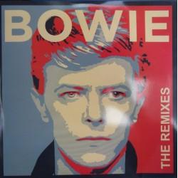 DAVID BOWIE - The Remixes LP
