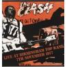 THE CLASH - Live At The Birmingham Top Rank 7th November 1977 LP